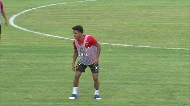 Na estreia como treinador do Leão, Ney Franco vai contar com Sport completo - Na estreia como treinador do Leão, Ney Franco vai contar com Sport completo