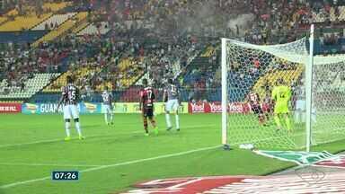 Paulo Sérgio comenta os jogos do fim de semana no Espírito Santo - Teve o clássico Flamengo e Fluminense no Kléber Andrade.