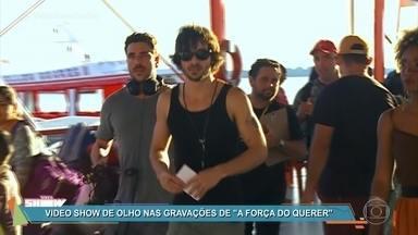 'A Força do Querer': Manaus e Belém serviram de cenário para a novela - Veja como foi a logística enfrentada pela equipe para fazer as lindas imagens que você vai ver na novela das nove