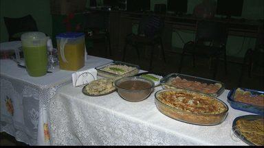Moradoras do Cariri da PB desenvolvem receitas culinárias usando a palma como ingrediente - Receitas são preparas por grupo de mulheres que participam de um projeto de desenvolvimento sustentável na região.