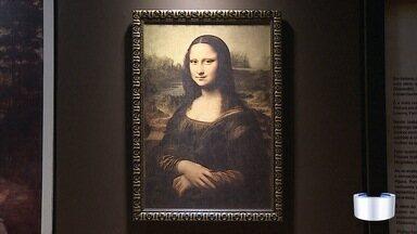Shopping em Taubaté recebe exposição sobre Da Vinci - Ingressos custam R$ 25.
