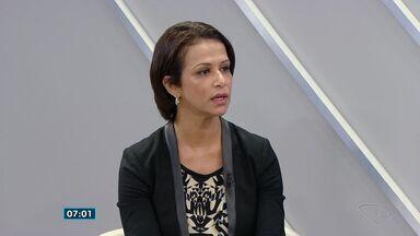 Juíza do TRT-ES fala sobre assédio no trabalho - Assédio sexual ganhou as manchetes depois do caso do ator José Mayer da TV Globo.