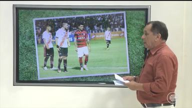 Novo técnico do Flamengo do Piauí foca nas próximas partidas para subir na tabela - Novo técnico do Flamengo do Piauí foca nas próximas partidas para subir na tabela