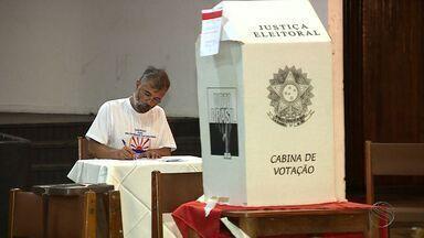 Eleição é realizada no Iate Clube de Aracaju - Eleição é realizada no Iate Clube de Aracaju.