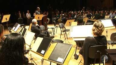 Orquestra Sinfônica da Bahia tem novo modelo de gestão - O contrato de publicização foi assinado na última terça (4) no Teatro Castro Alves.