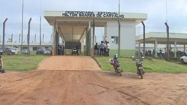 Tentativa de fuga deixa 1 morto e 4 feridos na penitenciária estadual - Caso está sendo investigado.