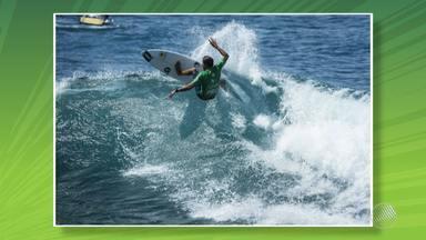 Baiano disputa semifinais de campeonato de surfe no Caribe - Bino Lopes busca uma vaga na final contra surfista costa riquenho.