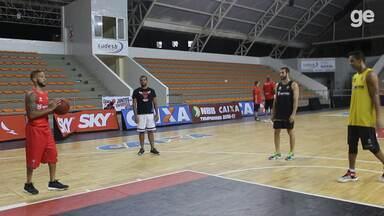 Globoesporte.com/ba traz reportagem especial com jogadores de basquete do Vitória - Globoesporte.com/ba traz reportagem especial com jogadores de basquete do Vitória.