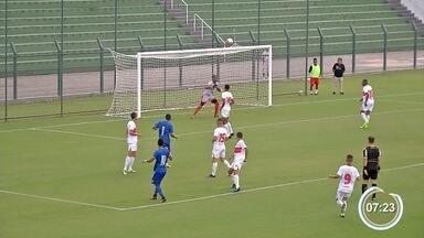 São José estreia na 4ª divisão com vitória sobre União Mogi - Victor Feijão faz os dois da vitória da Águia.