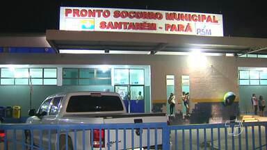 Homem é preso após atropelar motociclista no bairro Esperança - Segundo a polícia, o motorista aparentava embriaguez. Caso aconteceu na Rua Quixadá.