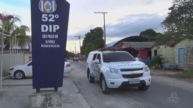 Peruano suspeito de estuprar menina de 10 anos é preso no AM - Crime ocorreu no município de São Paulo de Olivença.