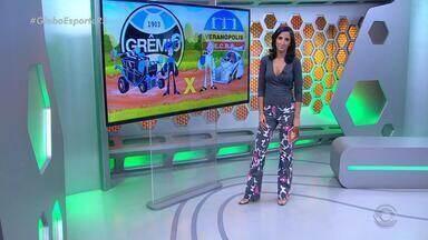 Globo Esporte RS - Bloco 2 - 10/04/2017 - Assista ao vídeo.