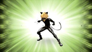 Cat Noir Pelos Olhos Da Marinette