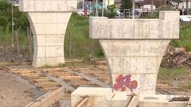 Nova lei pode agilizar construção do elevado do Rio Tavares, em Florianópolis - Nova lei pode agilizar construção do elevado do Rio Tavares, em Florianópolis