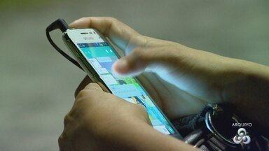 Mais de 500 roubos de celulares são registrados em 40 dias, em Manaus - Tipo de crime aumentou na capital.
