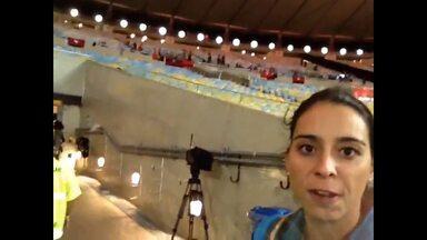 Nadja Mauad traz as últimas informações do Atlético-PR direto do Maracanã - Nadja Mauad traz as últimas informações do Atlético-PR direto do Maracanã