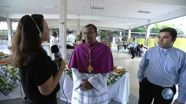 Padres e religiosos participam da tradicional 'Missa dos Santos Óleos' - Conheça a tradição que reúne todos os padres e diáconos.
