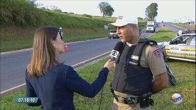 Polícia Rodoviária inicia operação do feriado de Páscoa nas rodovias do Sul de Minas - Polícia Rodoviária inicia operação do feriado de Páscoa nas rodovias do Sul de Minas