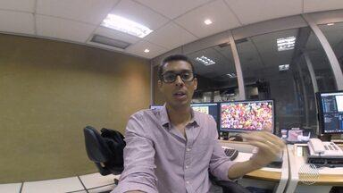 Globoesporte.com faz cobertura em tempo real dos jogos do Vitória; veja - Raphael Carneiro tem as informações.
