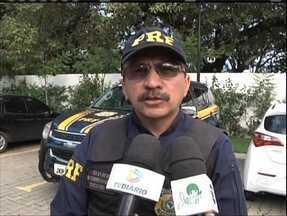 Polícia Rodoviária Federal inicia operação semana santa - Saiba mais em g1.com.br/ce