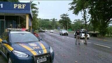 Polícia Rodoviária Federal começa a Operação Semana Santa - A operação vai até a meia-noite de domingo (16).