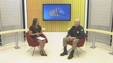 Operação da PRF fiscaliza trânsito durante a Semana Santa, no Amapá - Operação começou nesta quinta-feira (13).