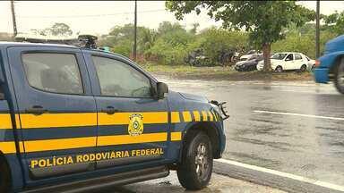 Polícia Rodoviária Federal inicia Operação 'Semana Santa' na Paraíba - Região de Campina Grande será trecho mais fiscalizado.