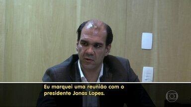 Jonas Lopes cobrou R$ 4 milhões para liberar edital do Maracanã - Delator Leandro Azevedo disse que o então presidente do TCE recebeu uma parcela de R$ 1 milhão. O restante da propina não foi pago por causa da Operação Lava Jato.