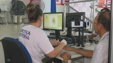 Justiça Eleitoral atenderá normalmente durante feriado em Cacoal - Recadastramento biométrico é obrigatório e tem baixa procura.