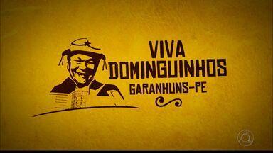 Festival 'Viva Dominguinhos' vai ser exibido nesta quinta e sexta na Globo - O Festival, que acontece na cidade de Garanhuns, em Pernambuco, é uma homenagem ao mestre Dominguinhos, que morreu há 3 anos.