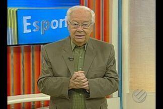 Ivo Amaral comenta os destaques do esporte paraense nesta sexta-feira (21) - Remo deve ter desfalque importante, e Paysandu conhece adversários da Copa do Brasil e Copa Verde.