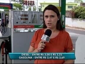 Petrobras anuncia aumento de combustíveis para refinarias - O diesel deve ter reajuste médio de 4,3%.