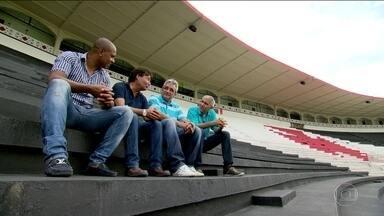 Estádio São Januário completa 90 anos - Ex-jogadores e torcedores lembram momentos marcantes que viveram no estádio.
