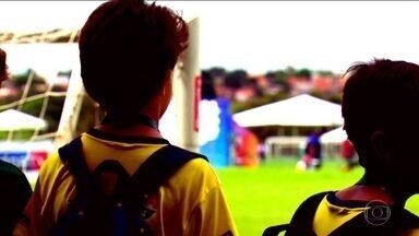 Esporte Espetacular fala sobre o abuso sexual de crianças no futebol - Esporte Espetacular mostra matéria sobre abuso sexual de crianças no futebol