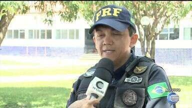 PRF já registrou 4 acidentes e flagrou 10 ultrapassagens irregulares na Operação Tiradente - PRF já registrou 4 acidentes e flagrou 10 ultrapassagens irregulares na Operação Tiradentes no PI