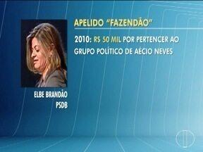 Lista da Odebrecht cita ex-deputada Elbe Brandão - Segundo delação, ex-deputada recebeu R$ 50 mil de caixa dois.
