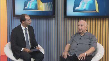 Ator Sérgio Mamberti fala sobre apresentação - Artista fará apresentação na região.