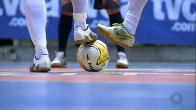 Equipes se reúnem para o congresso técnico da Copa Centro América de Futsal - Equipes se reúnem para o congresso técnico da Copa Centro América de Futsal