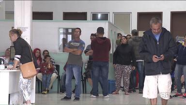 Telespectadores reclamam da demora no atendimento na UPA do Boa Vista - Pacientes esperam por até seis horas por atendimento.