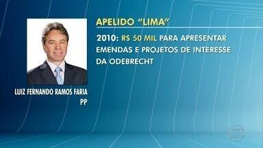 Delação da Odebrecht: deputado federal Luiz Fernando Ramos Faria é citado em lista - Ele é do PP