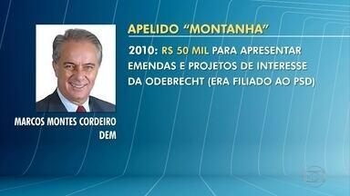 Delação da Odebrecht: Deputado federal Marcos Montes aparece em lista de delator - Ele é do DEM