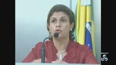 Ex-deputada Ellen Ruth, foragida da Justiça há mais de um ano, é presa em Porto Velho - Ex-deputada era considerada foragida desde abril de 2016 após condenação da Operação Dominó. Prisão contou com o apoio do MP do RJ e da PF de RO.