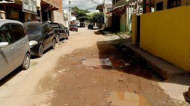 Menos de 30% dos moradores de Rio das Ostras, RJ, recebem tratamento de esgoto - Assista a seguir.