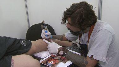 São Vicente sedia o 2º Tattoo Festival - Evento reúne 70 tatuadores.