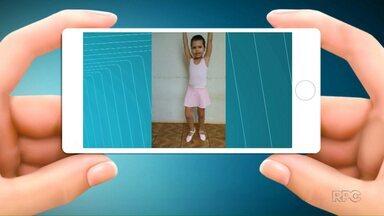 Telespectadores chamam o intervalo no Paraná TV - Os vídeos são enviados para o telefone (45) 9 9951-5958.