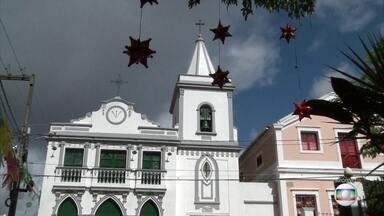 Após cinco anos interditada, Igreja do Bonfim recebe restauração em Olinda - Risco de desabamento motivou a interdição do local.