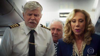 Brasil a Bordo - Episódio 1, na íntegra - Em meio a tantas dívidas, o juiz autoriza a Piorá Linhas Aéreas a continuar voando, mas exige mudança na gestão.