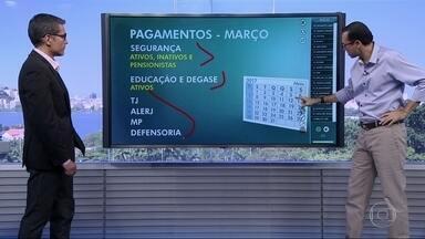 Edimilson Ávila fala sobre salários que continuam atrasados - Além de funcionários do estado, servidores de algumas prefeituras também têm pagamentos a receber. É o caso de Belford Roxo.
