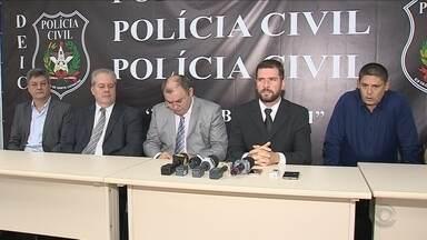 Polícia Civil dá detalhes do sequestro em que quadrilha queria resgate em moeda virtual - Polícia Civil dá detalhes do sequestro em que quadrilha queria resgate em moeda virtual