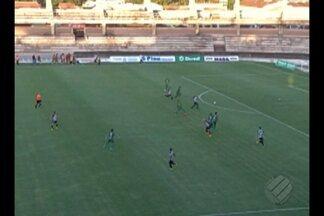 No primeiro jogo do terceiro lugar, São Raimundo e Independente empatam - Equipes empataram em 1 a 1 no Colosso do Tapajós